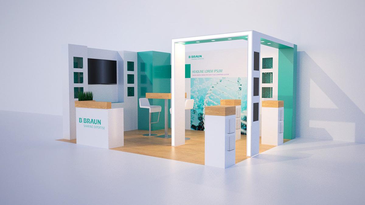 B. Braun moduláris standrendszer