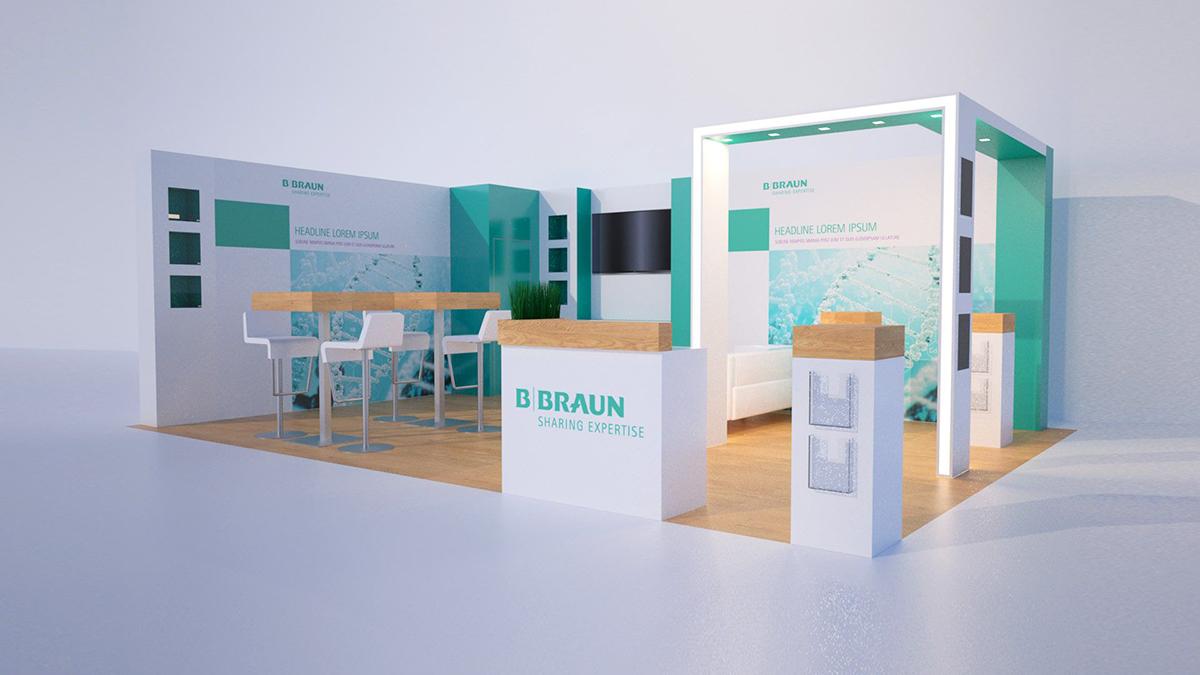 3D tervezés, standépítés, standtervezés, moduláris standok