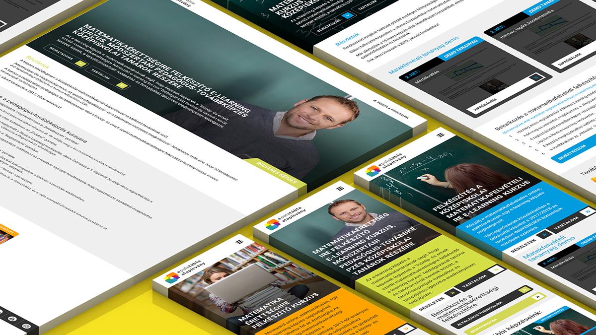 web, webdesign, responzív oldaltervezés, branding, logótervezés, arculattervezés